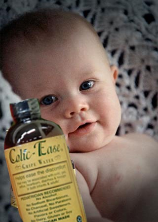 Colic Calm Gripe Water