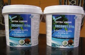 Bulk 2 x 1 Litre Extra Virgin Coconut Oil - Winter Pail