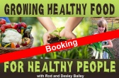 Growing Healthy Food for Healthy People - Seminar Ticket