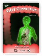 The Gut Connection 4 DVDs