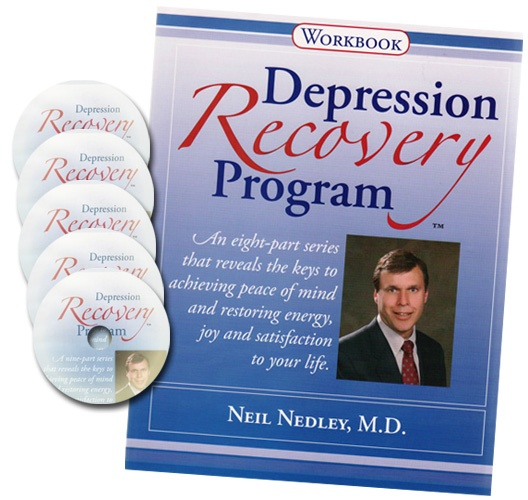 Depression Recovery Program DVDs and Workbook - Dr. Neil ...