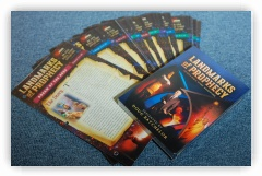 Landmarks of Prophecy DVD with Study Guides