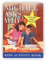Michael Asked Why Activity Book