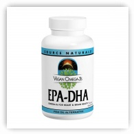 Vegan Omega-3S, EPA-DHA, 300 mg, 60 Vegan Softgels